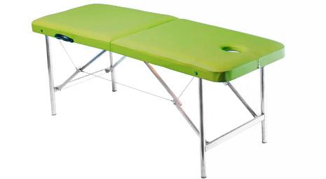 Алюминиевый массажный стол Комфорт-1