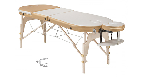 Деревянный массажный стол ANATOMICO MILANO