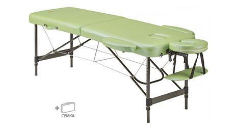 Алюминиевый массажный стол ANATOMICO MINT