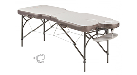 Алюминиевый массажный стол ANATOMICO ROYAL