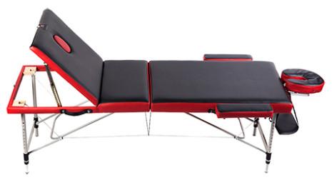 Алюминиевый массажный стол CASADA AL-3-16
