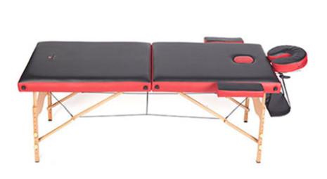 Деревянный массажный стол CASADA W-2-13