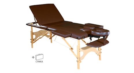 Деревянный массажный стол TIBET