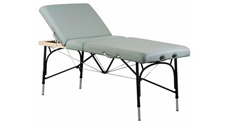 Деревянный массажный стол OAKWORKS ALLIANCE ALUMINUM