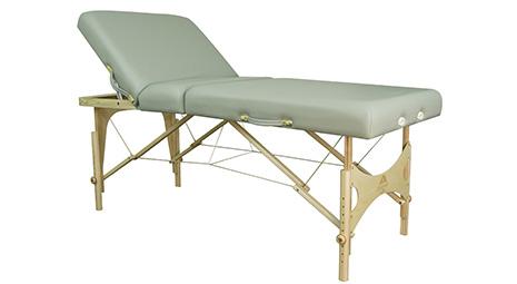Деревянный массажный стол OAKWORKS ALLIANCE WOOD