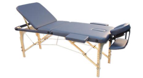 Деревянный массажный стол OXYGEN ECOLINE 100