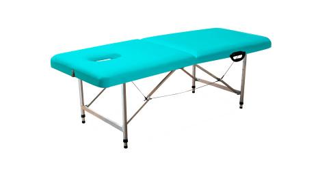 Алюминиевый массажный стол Kid