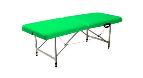 Алюминиевый массажный стол Kid2