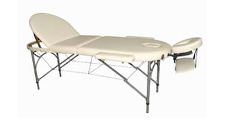 Алюминиевый массажный стол YAMAGUCHI SUMO OVAL
